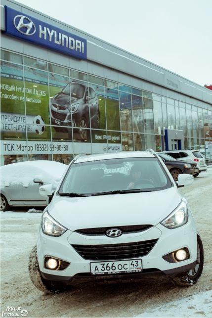 фото Hyundai ix35
