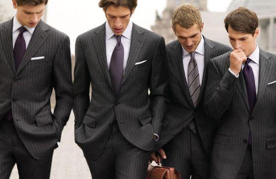мужской дресс код