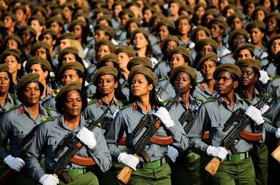 армия куба