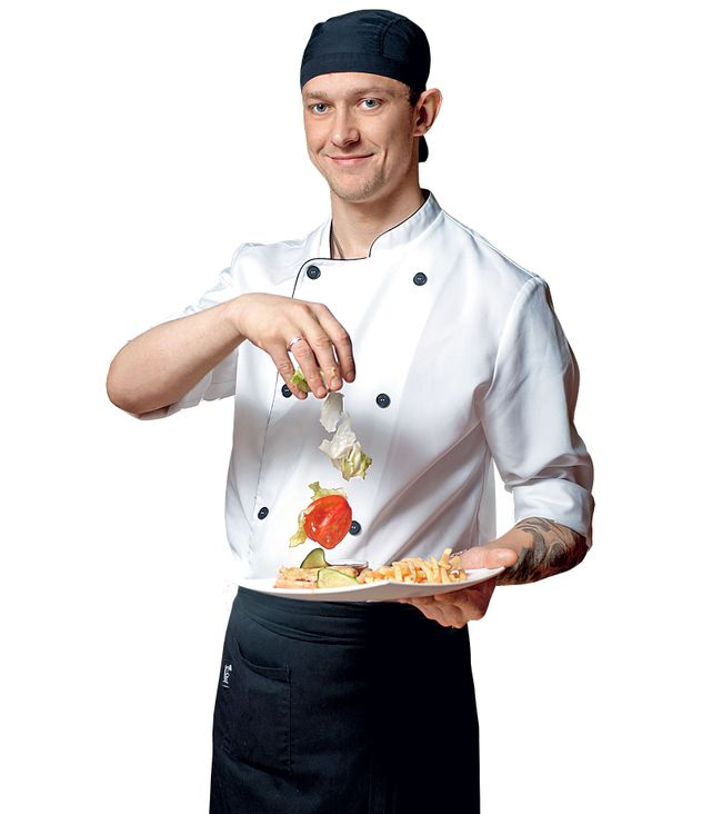 Станислав Малафиев, шеф-повар ресторана «Райком»